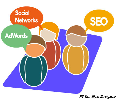 adwords or seo for a webpage promotion, seo in greece.
