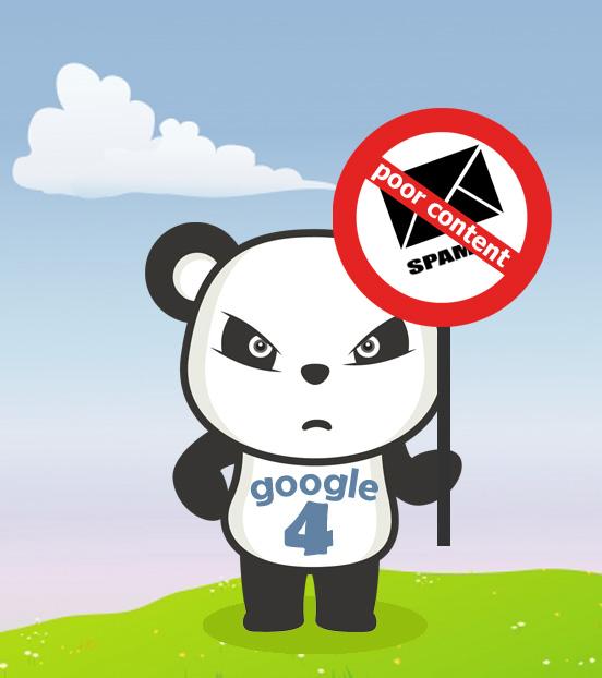 Ο νέος Panda 4.0 και πως επηρεάζει την ιστοσελίδα σας